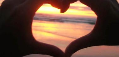 Olhe as belezas do mundo com coração e alma!