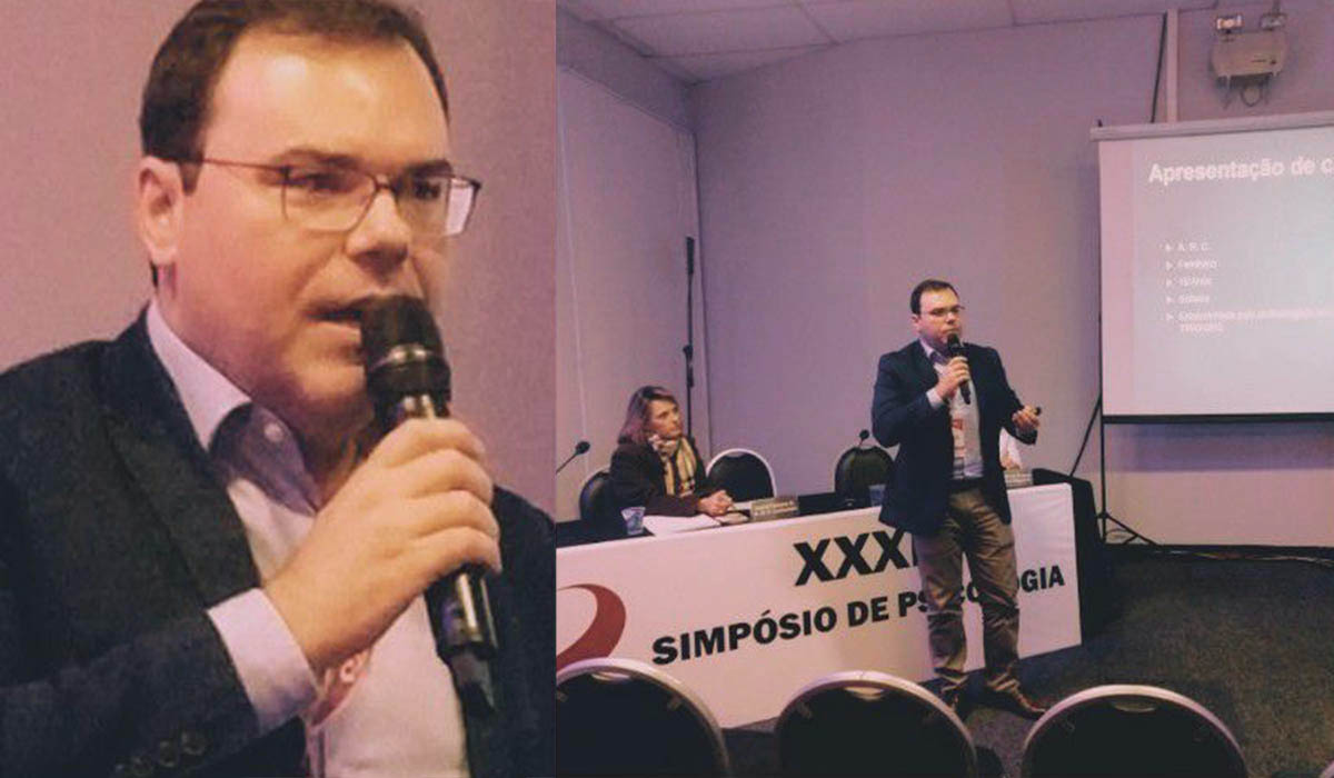 Dr. Bruno Nogueira no XXXIX Congresso da SOCESP – 2018