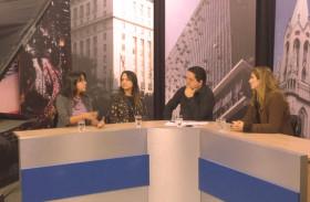 Jennifer França fala de obesidade infantil em entrevista à tv Câmara de São Paulo