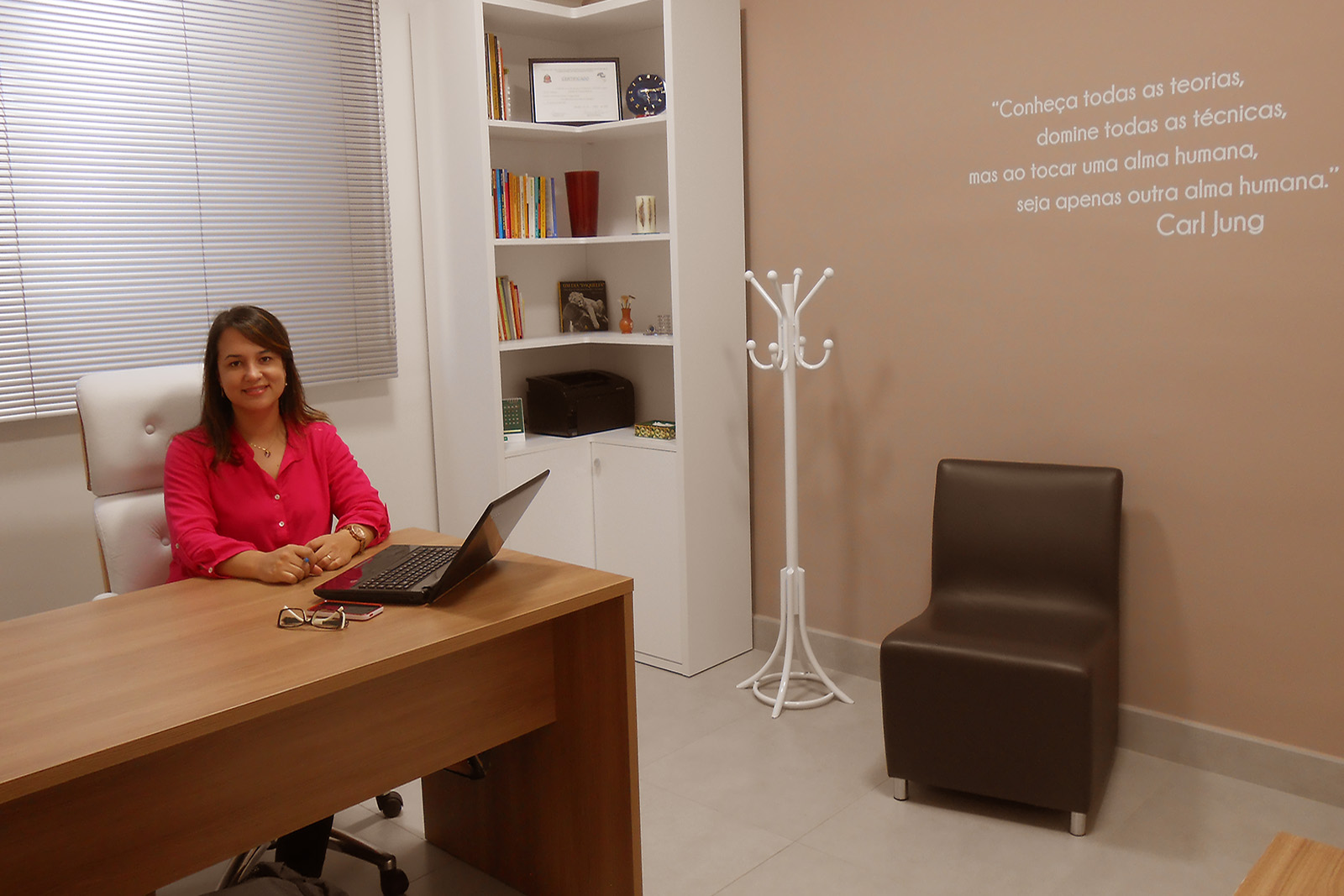 Jennifer França fala no programa Conexão Futura