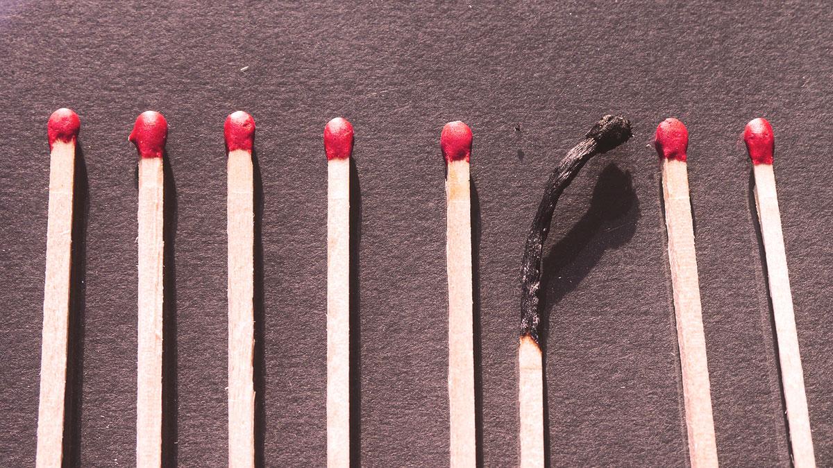 Os Médicos e o Burnout