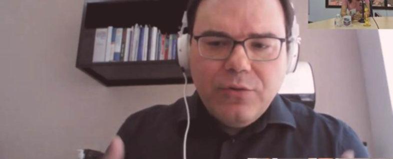 Dr. Bruno Nogueira no Programa Prosa Criativa 25 – Depressão e risco de infarto